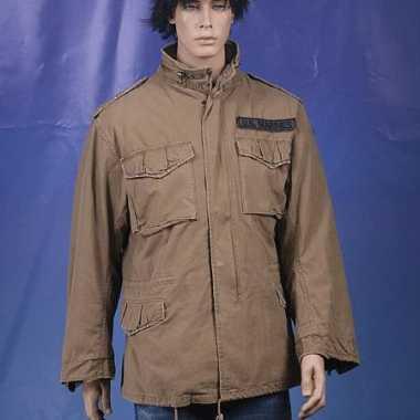 Kleding heren mariniers jas