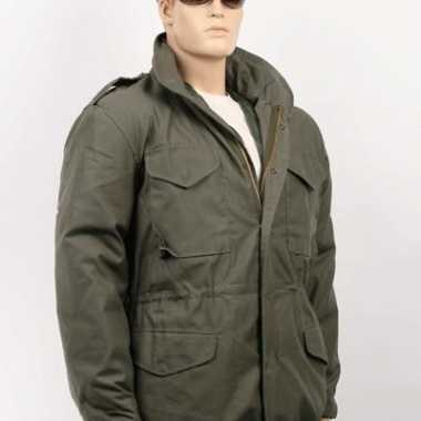 Life line fieldjacket heren